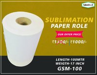 Sublimation Paper Roll 17