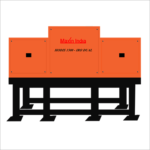 1500 Dual AD Metal Shredder Machine