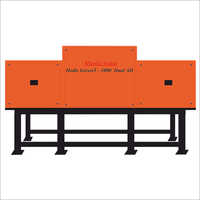 1250 Dual AD Metal Shredder Machine