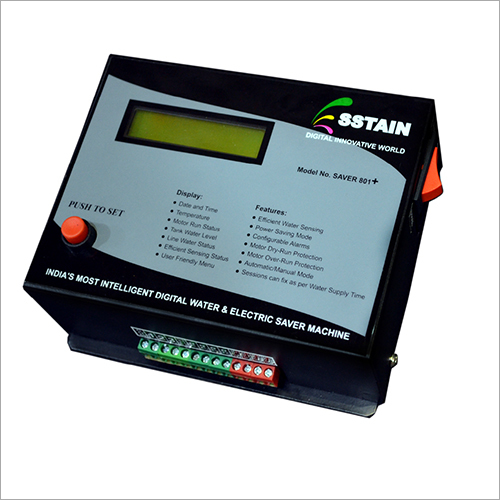 Digital Water Level Controller