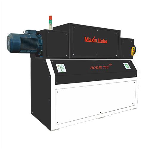 750 Dual AD Paper and Board  Shredder Machine