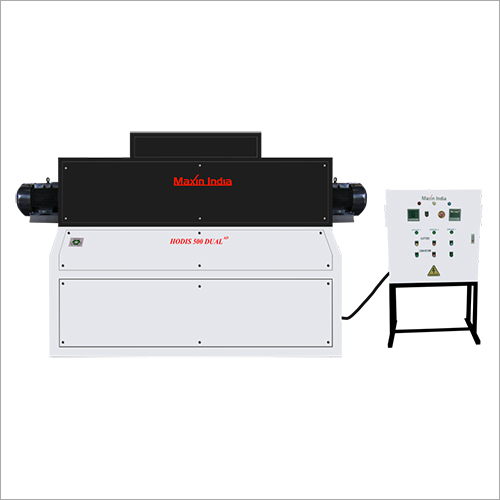 500 Dual AD Bio Medical Waste Shredder Machine