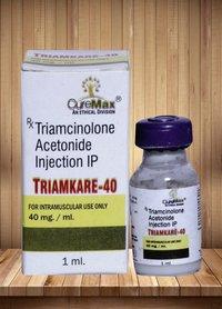Triamcinolone Acetonide 40 mg per ml