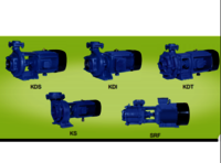 End Suction Monobloc Pump