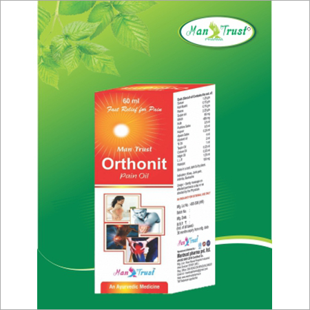 ORTHONIT PAIN OIL