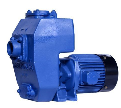 Self Priming Pump Bare shaft