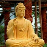 Seating Buddha Statue