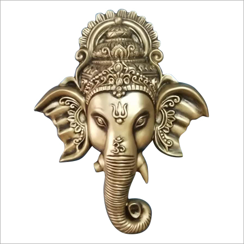 Ganesh Face Wall Decor