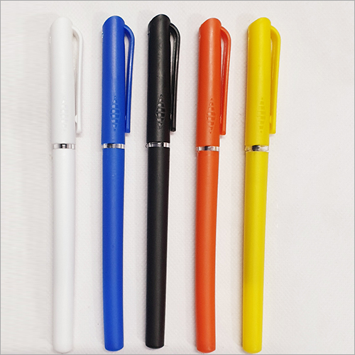 Student Plastic Body Pen