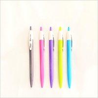 Retractable Plastic Body Pen
