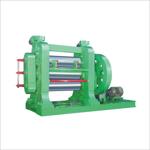 Roll Rubber Calendar Machine