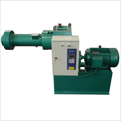 Semi Auto Rubber Extruder Machine
