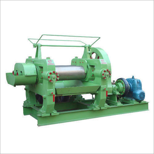 Automatic Rubber Mixing Mill Machine