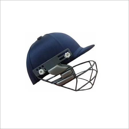 Cricket Blue Helmet