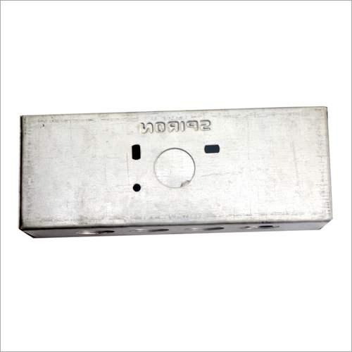GI Sheet Metal Electrical Modular Box