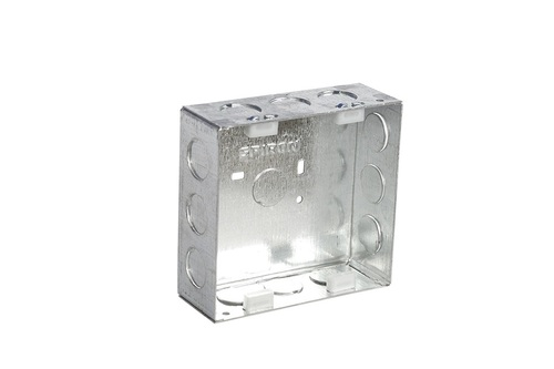 Galvanized Switch Box