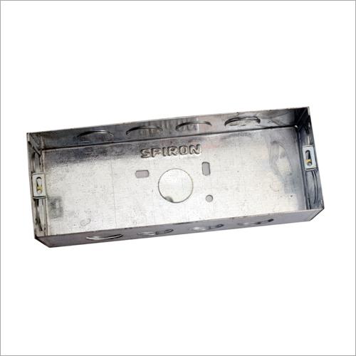6 Module Electrical MS Sheet Metal Box
