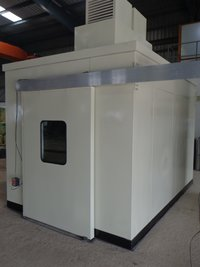 Noise Test Booth