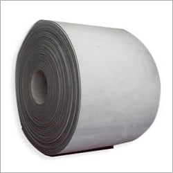 Nylon Leather Sandwich Belt
