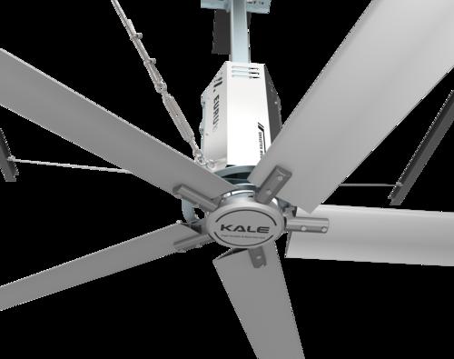 3.6 Mtr HVLS Ceiling Fan