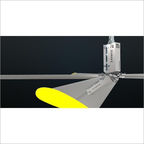 7.3 Mtr HVLS Ceiling Fan