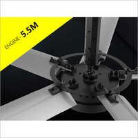 5.5 Mtr HVLS Fan