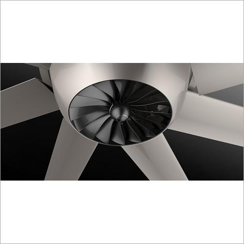 Long Blade Ceiling Fan