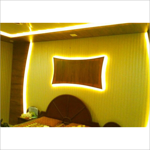 PVC Vertical Decorative Panel