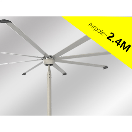 2.4 Mtr Airpole Fan