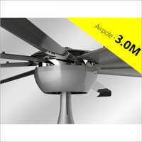 3 Mtr Airpole Fan