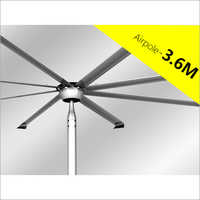 3.6 Mtr Airpole Fan