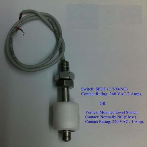 Vertical Mounted Level Switch