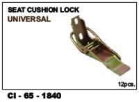 Auto Seat Cushion Lock