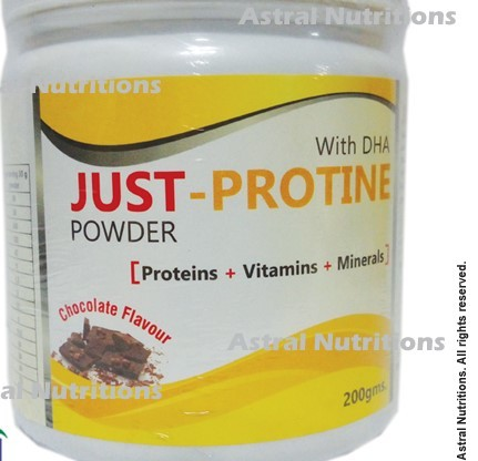 Just Protine Powder