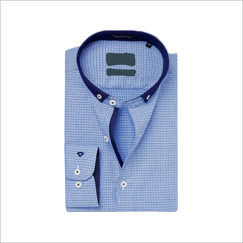 Mens Designer Printed Shirt