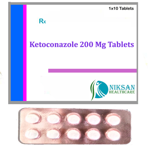 Ketoconazole 200 Mg Tablets