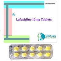 Lafutidine 10Mg Tablets