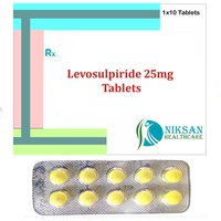 Levosulpiride 25Mg Tablets