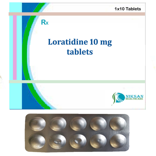 Loratadine 10 Mg Tablets