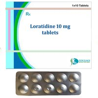 Loratidine 10 Mg Tablets