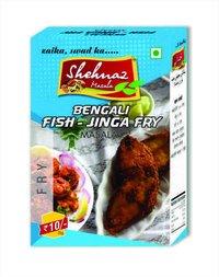 BENGALI FISH-JINGA FRY MASALA