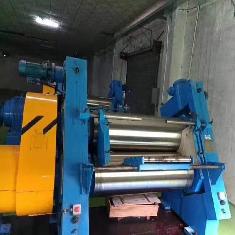 Roll Pressed Rubber Calender Machine