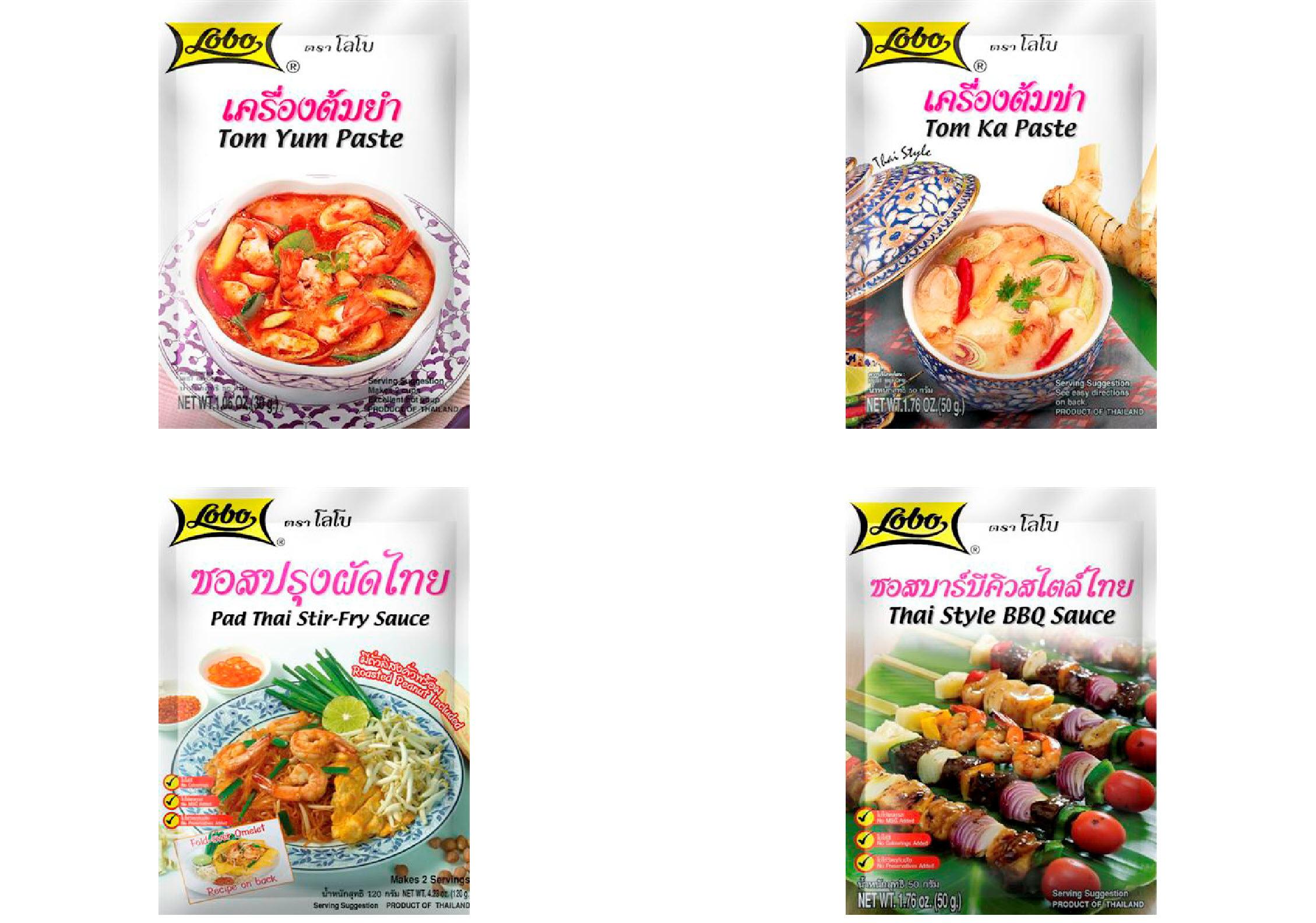 Thai Food Seasoning (Lobo)