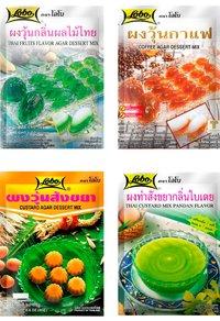 Agar/Gelatin Dessert Mix (Lobo)