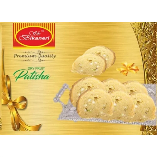 Dry Fruit Patisha