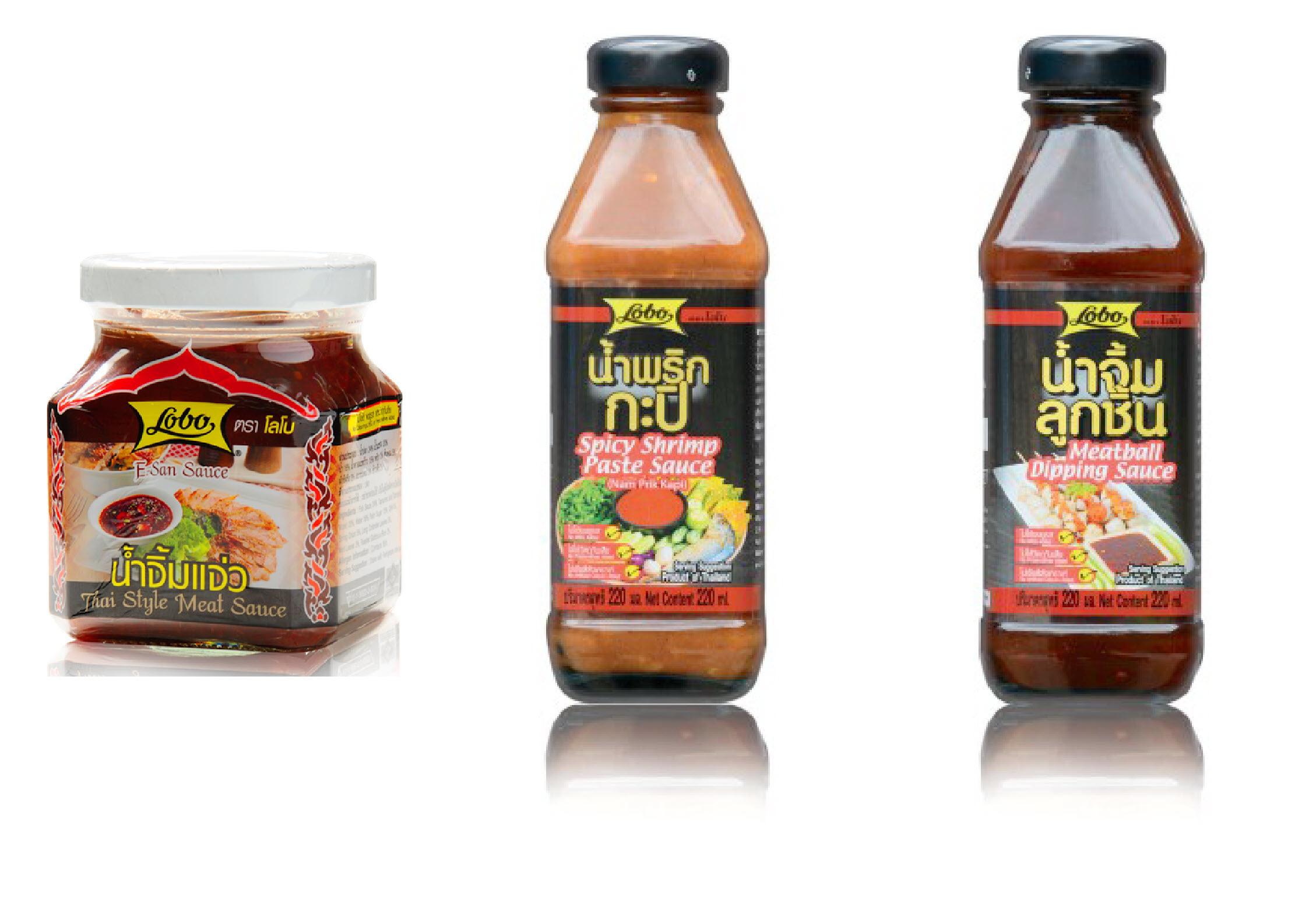 Thai Style Sauce (Lobo)