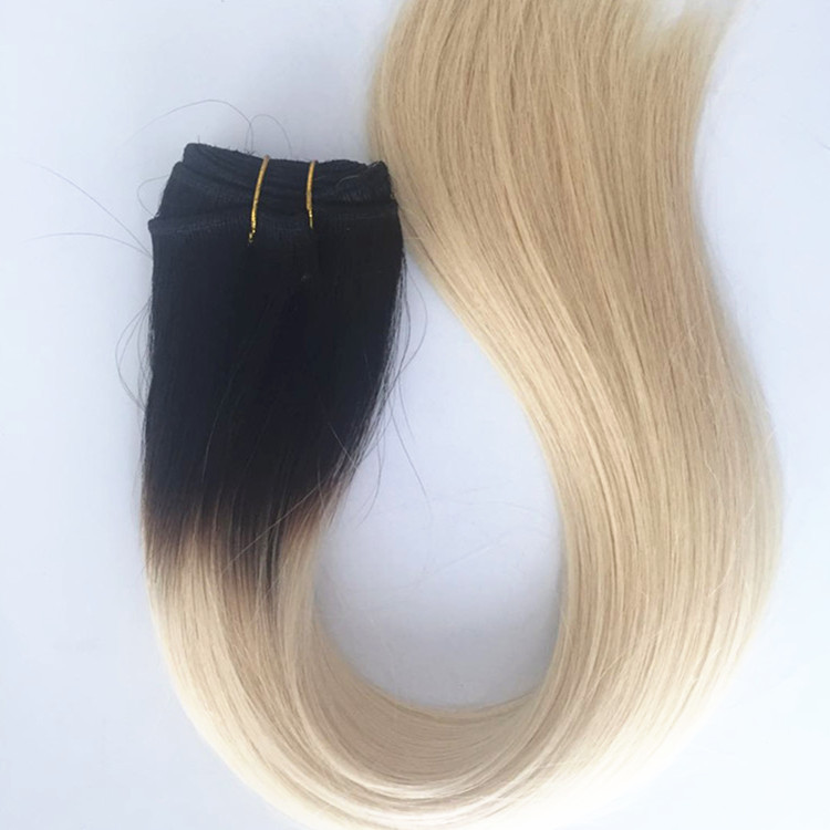 Long Weft Hair