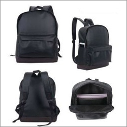 Impact Leather Backpack