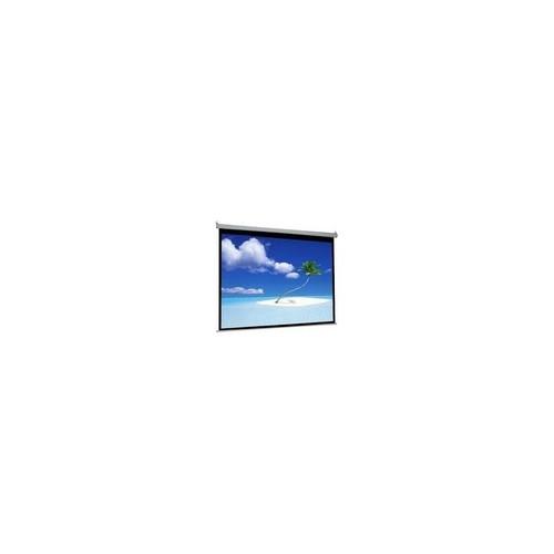 C-Lite Pro Matte White Motorized Screen 4:3 84