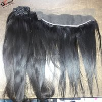 Natural Full Lace Indian Human Hair Extension